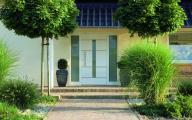 Drzwi zewnętrzne wykonane przez firmę AL Bielsko